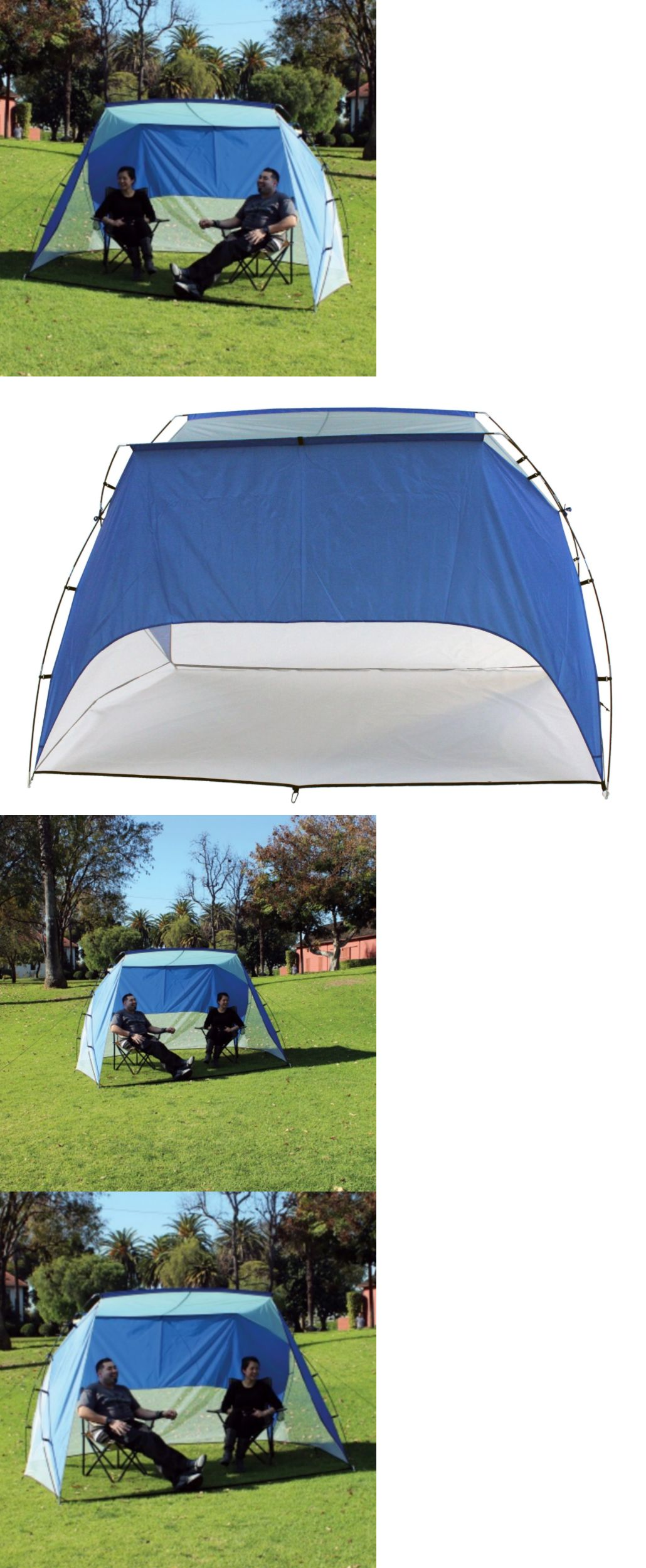 Canopies and Shelters 179011 Sun Shade Tent Portable Pop Up Beach Cabana Outdoor Sports Canopy  sc 1 st  Pinterest & Canopies and Shelters 179011: Sun Shade Tent Portable Pop Up Beach ...
