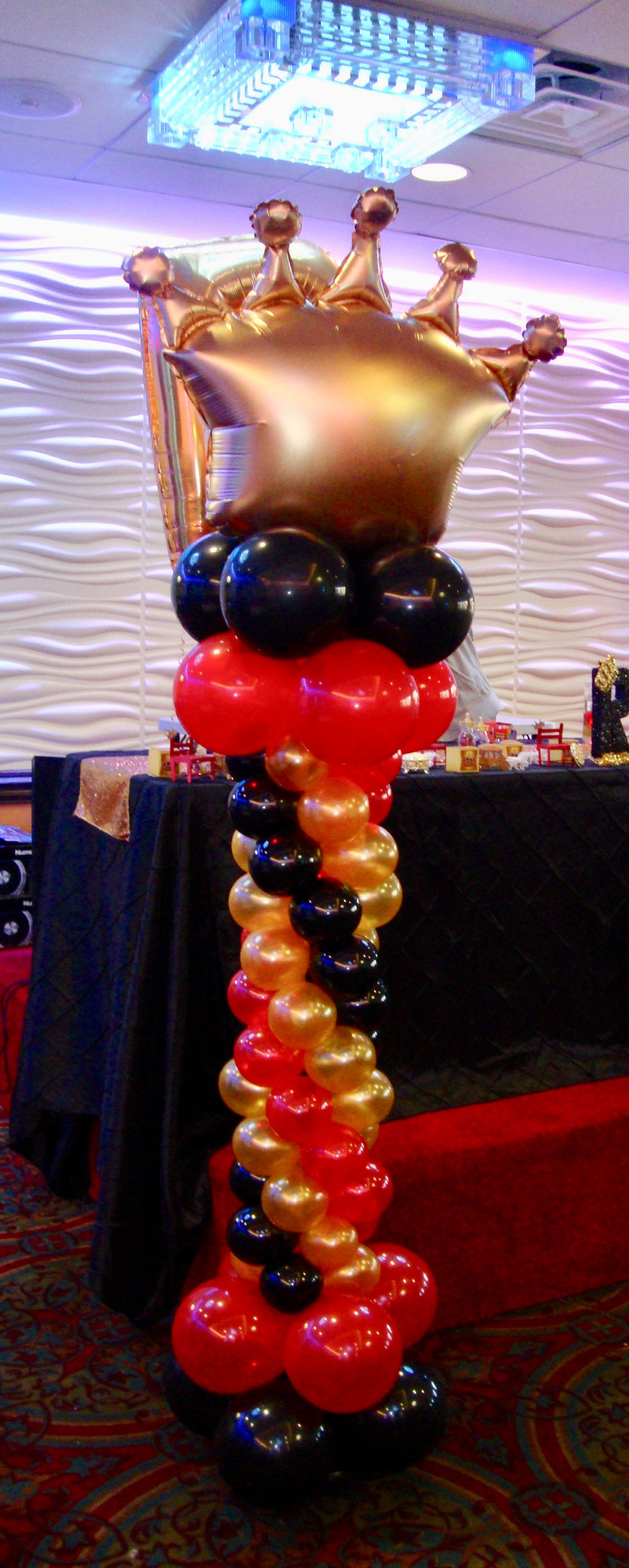 Pin By Nyeasparty On Balloon Decor