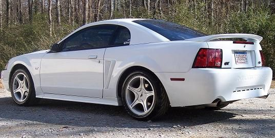 2000 Ford Mustang Gt Pearl White 2000 Ford Mustang Mustang Gt Ford Mustang