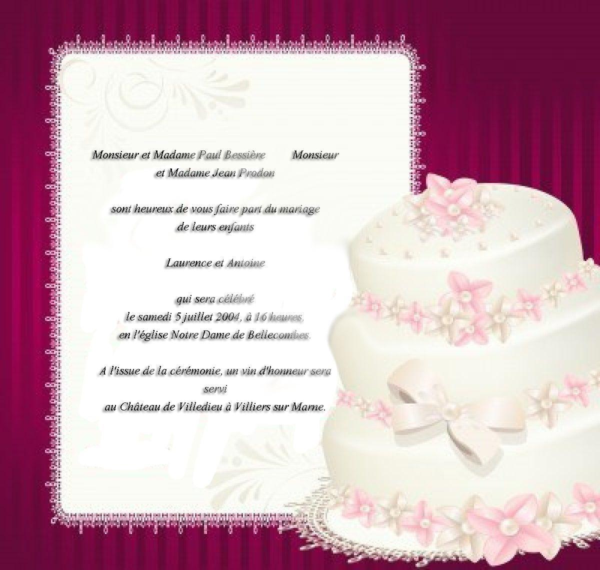 Invitation Anniversaire A Imprimer Gratuit