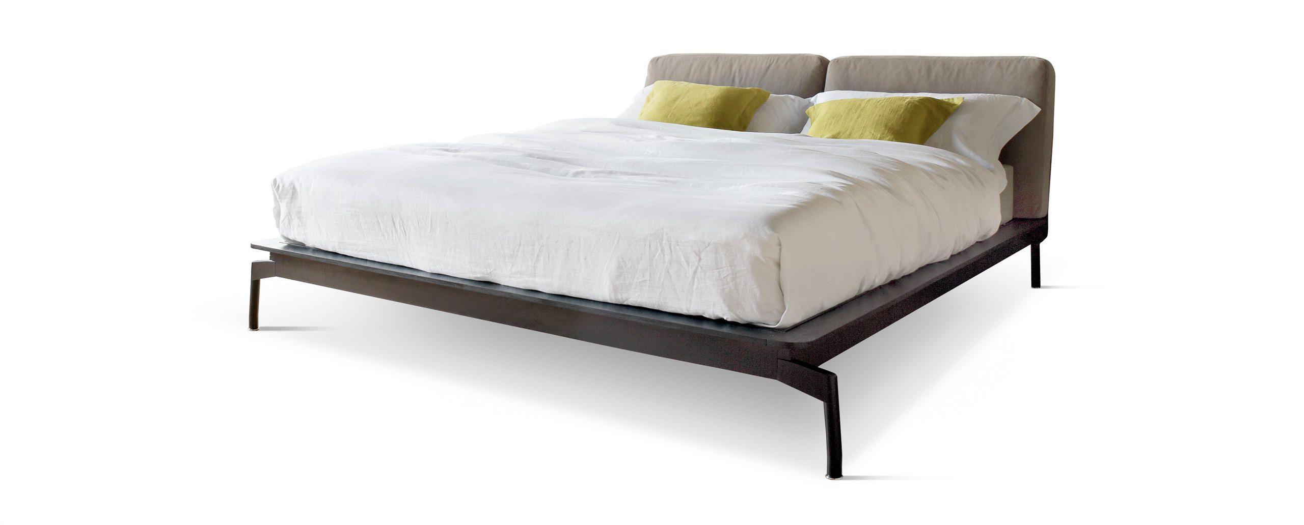 L40 Sled Slim Bed by Cassina - Via Designresource.co   bed   Pinterest