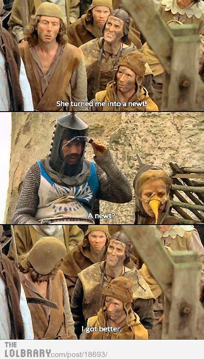 Love me some Monty Python