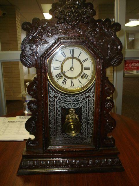 Antique Clocks Ansonia Clock ansonia clock co exact model Time