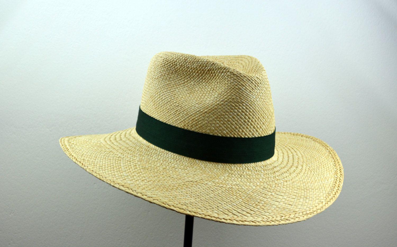 Panama Hat The Rodolfo Natural Toquilla Straw Wide Brim Fedora Hat Men Women Summer Hats Panamahat Hats For Men Fedora Hat Men Summer Hats For Women