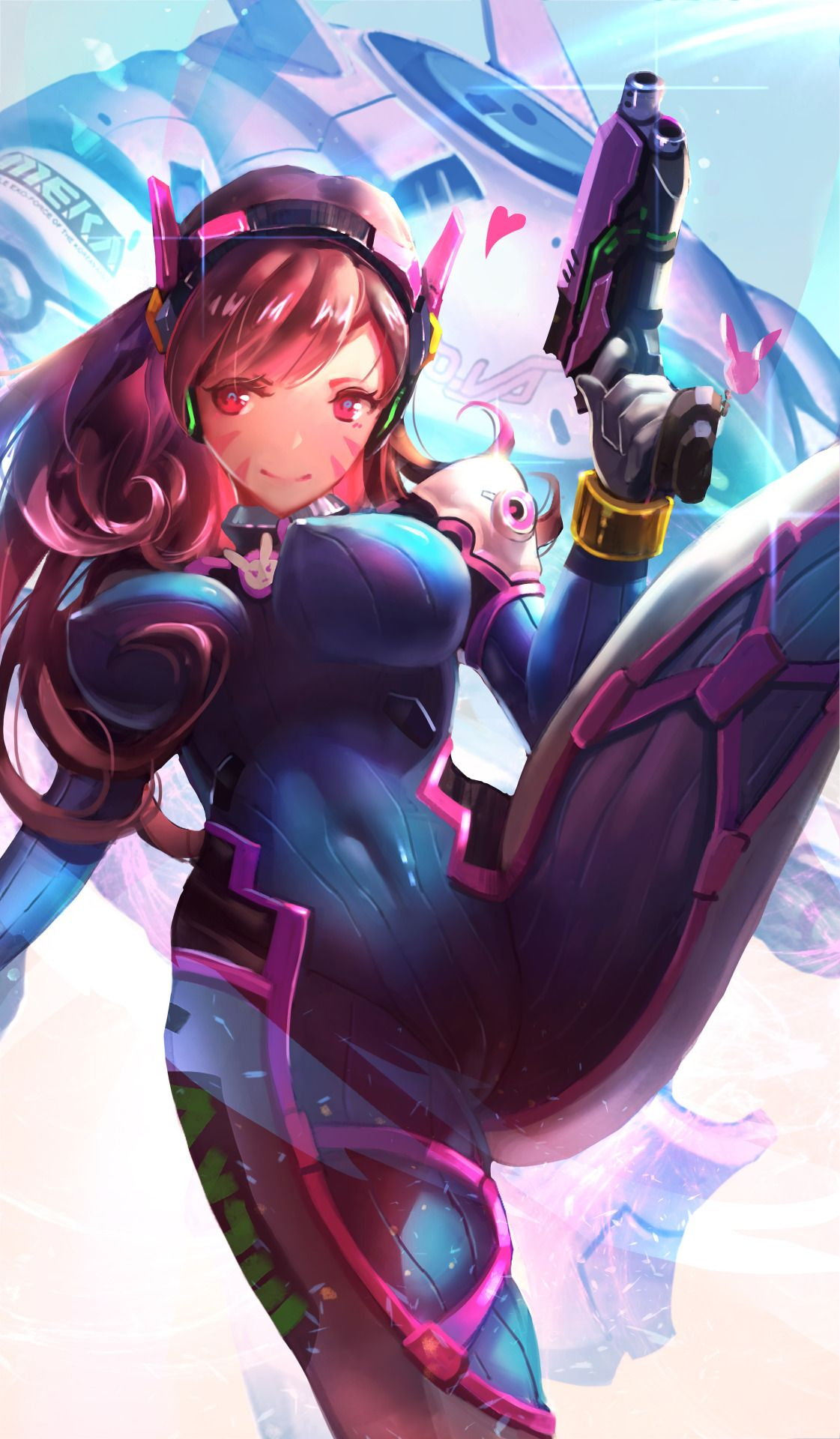Pin By Eden Cobongs On Overwatch Anime Overwatch Mei Overwatch