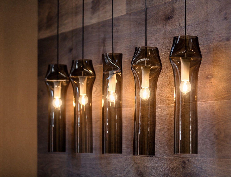 Press Lamp by Nendo Lasvit Press