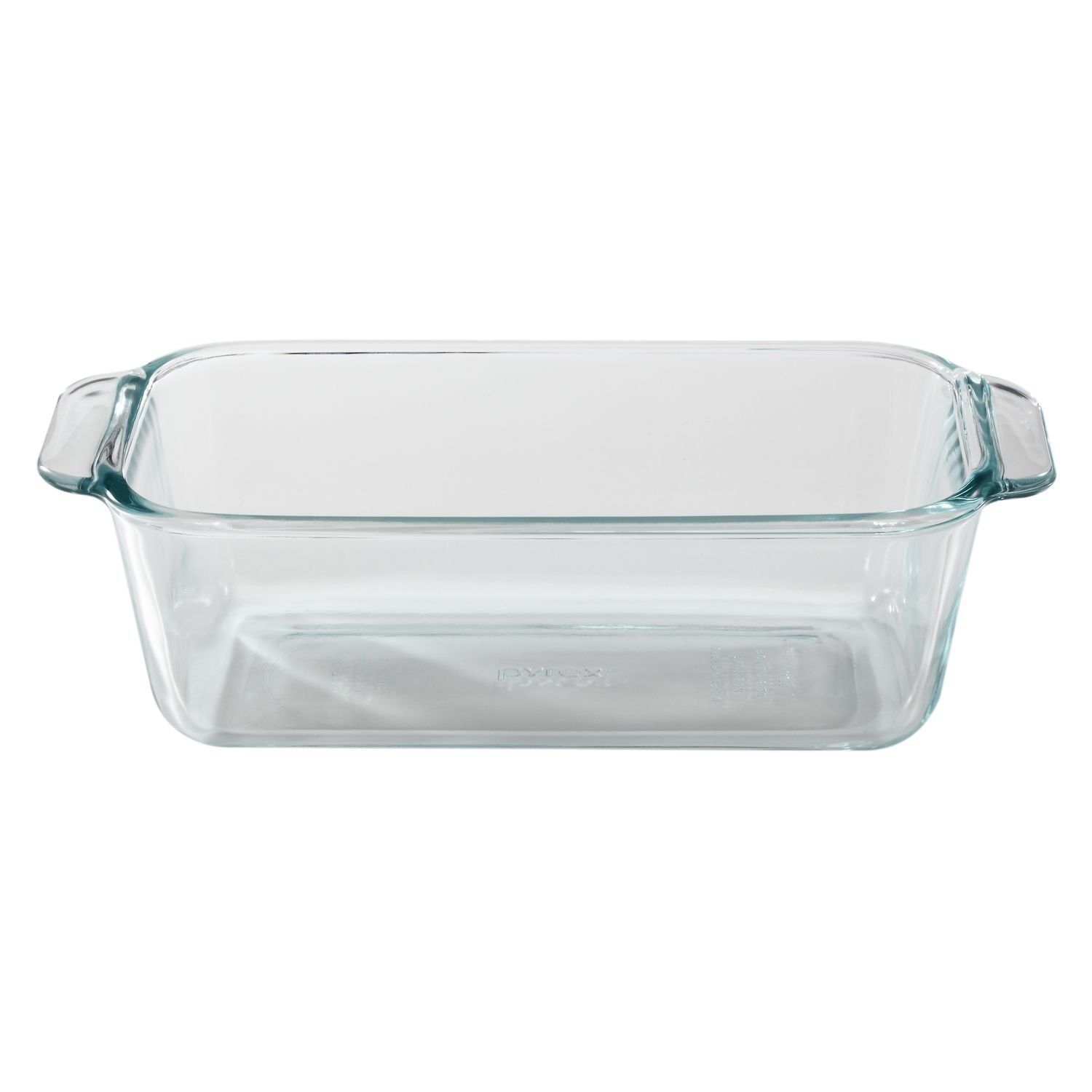 Pyrex Basics 1 5 Quart Loaf Pan Glass Set Of 3 Buy Now Before