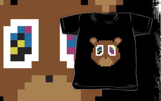 Teddy Bear Kanye West By Kray Clothing Baby Swag Kanye West Kanye