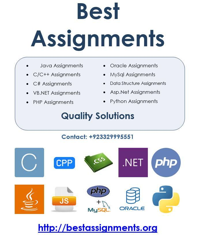 Best Assignments on | Java Assignment Help | Computer science