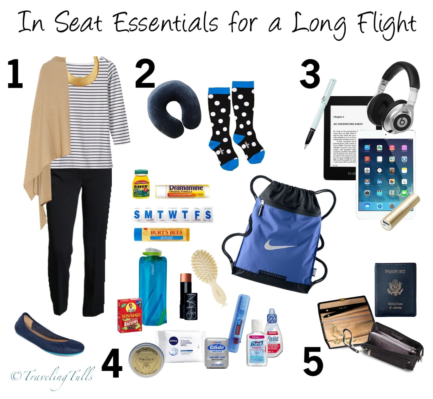 How to Survive Long Flights in Economy | Coach travel, Long flights,  Surviving long flights