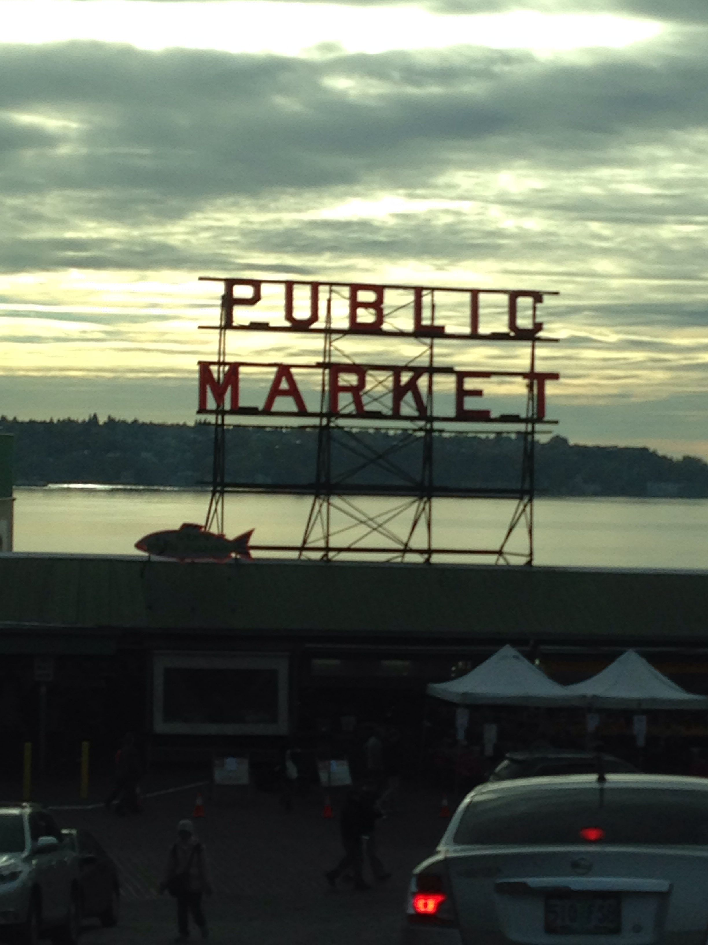 Pikes marketplaces in #seattle
