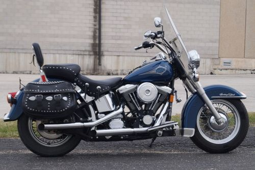 Used Harleys For Sale >> 1999 Harley Davidson Heritage Softail For Sale Price 7 450