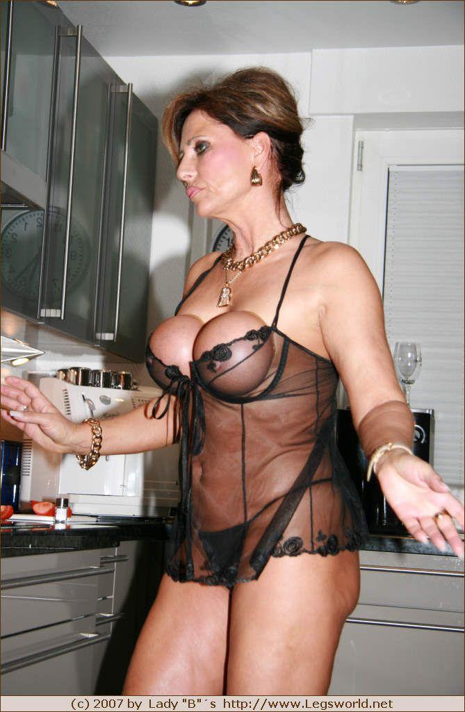 lady barbara nue