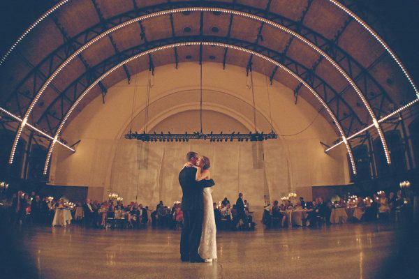 1st dance - Chicago Wedding at the Navy Pier Ballroom from Bliss Weddings + Imagination Photography