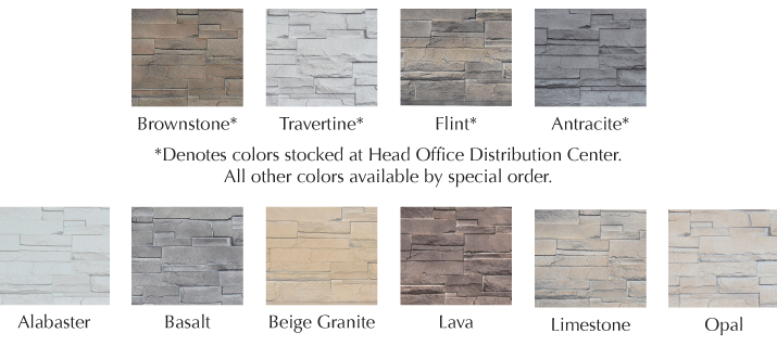 Wonderful With Faux Stone Veneer, You Get The Look Of Real Stone Without Having To  Deal With The Extensive And Expensive Process Of Installing Traditional.