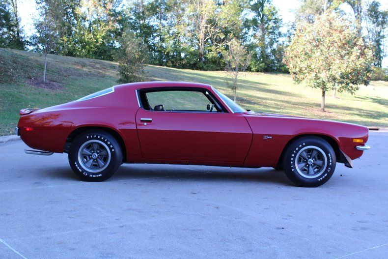 1970 Chevrolet Camaro | GAA Classic Cars  I had one and I miss that car big time…