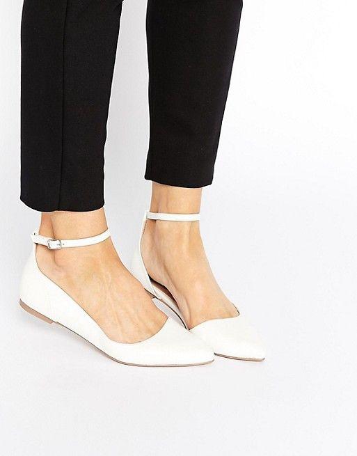 Discover Fashion Online   Schuhe hochzeit, Flache schuhe ...