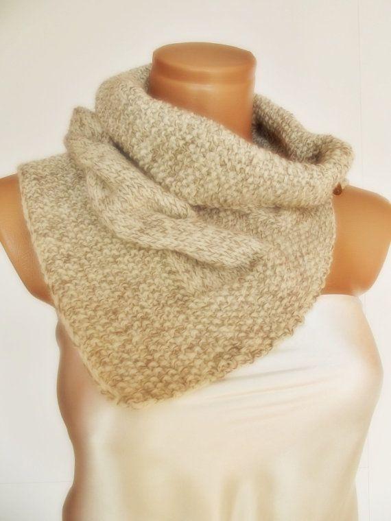 SALE Womens Mens unisex neckwarmer cowl scarf by smilingpoet, $27.90