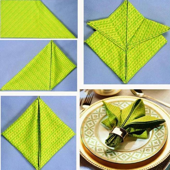 servietten falten kreativ und inspirierend baby pinterest servietten falten servietten. Black Bedroom Furniture Sets. Home Design Ideas