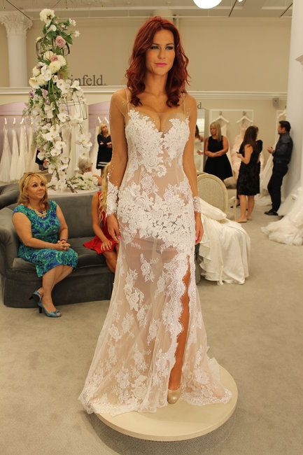 see through wedding dress say yes to the dress Naf Dresses