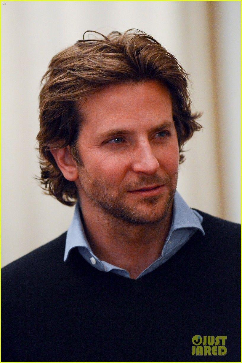 Fresh Bradley Cooper Long Hairstyle 12 in 12  Bradley cooper