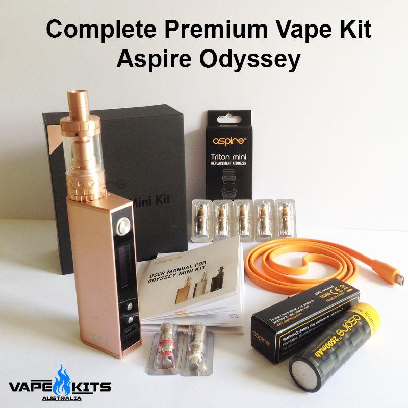 Vape Kits Australia, Electronic Cigarette kits, E-Cig