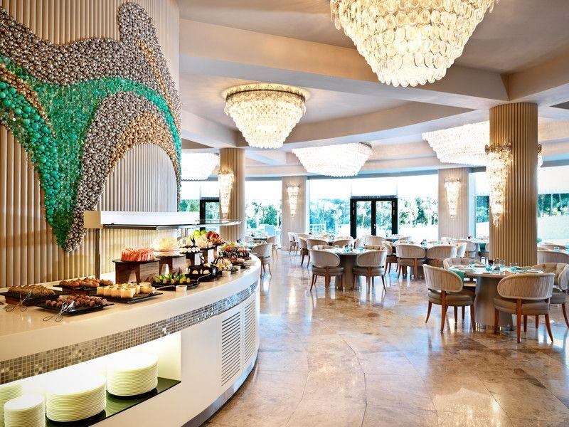 Jumeirah Bilgah Beach Hotel Baku Uzuk Restaurant Open Buffet