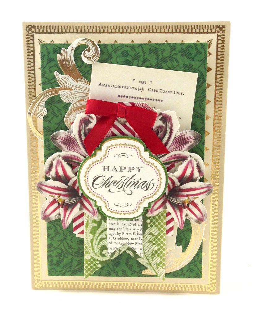 Anna Griffin Holiday Traditions Card Making Kit | Anna griffin christmas cards, Anna griffin ...