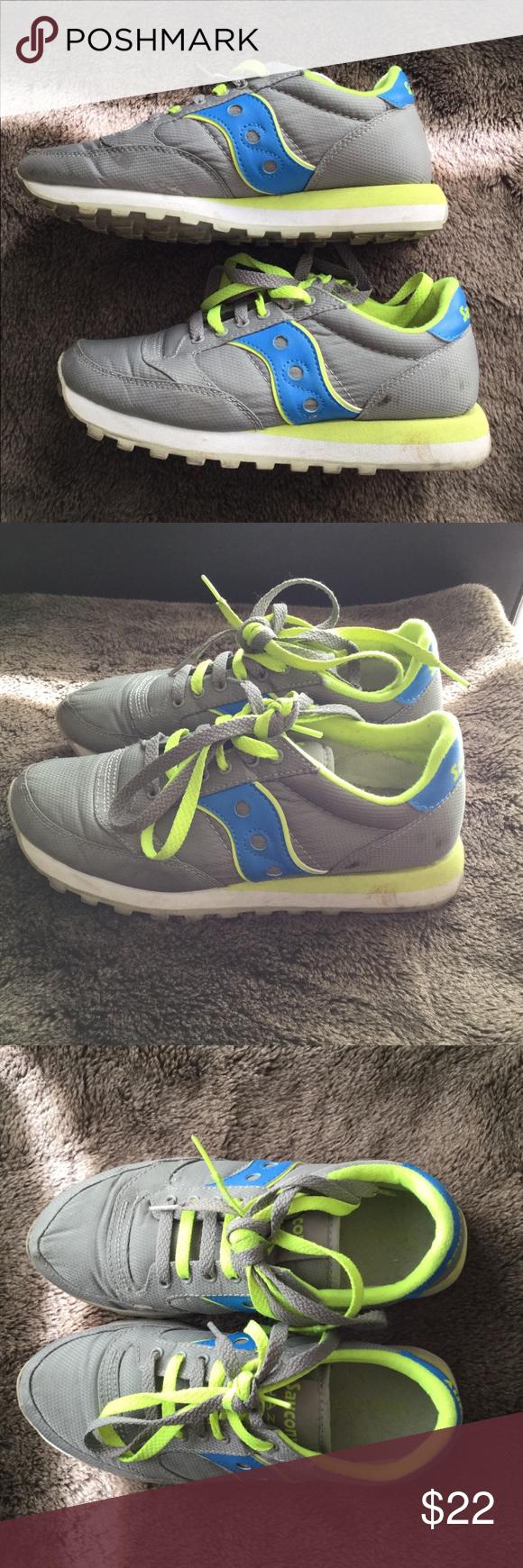 Jazz sneakers, Saucony shoes