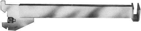 12 Bracket For 1 2 X 1 1 2 Rectangular Tubing Satin Chrome Lot Of 25 Each By Unknown 161 00 12 Brack Home Hardware Shelf Brackets Ceiling Lights