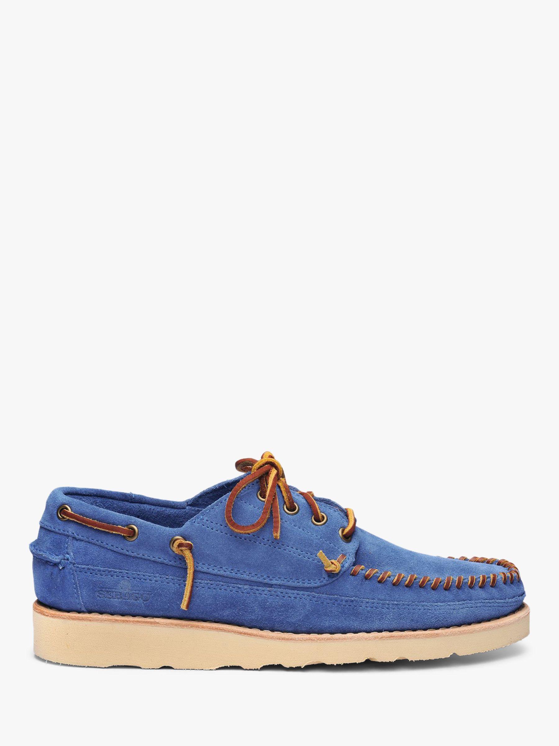 Sebago Mens John Suede Sneakers