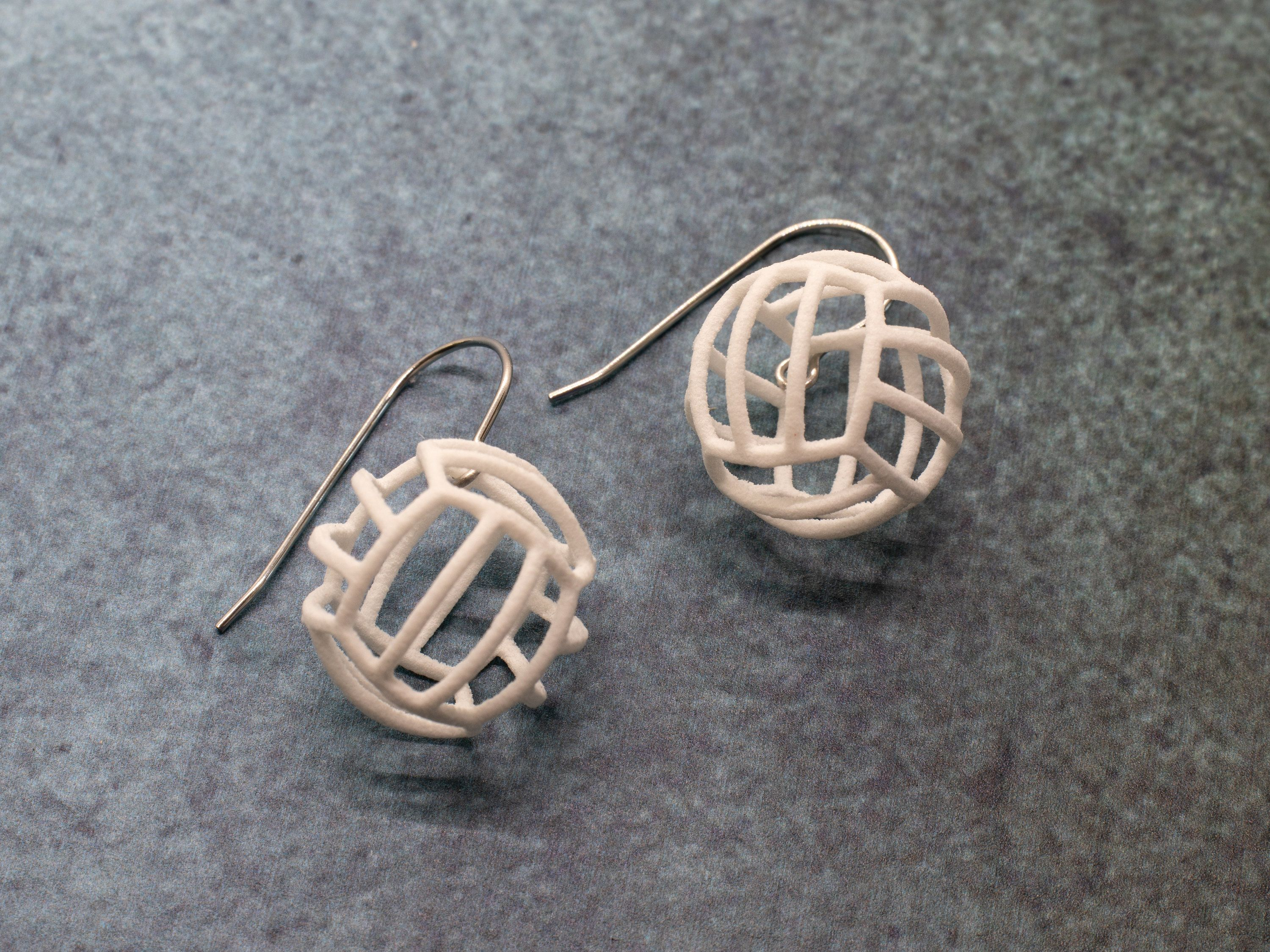Volleyball Earrings 3d Printed White Ball Sport Jewelry Etsy In 2020 Fitness Jewelry Sports Jewelry Earrings