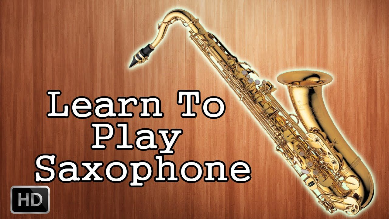 Learn to Play Saxophone Basic Swaras Basic Lessons