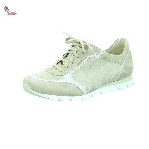 Semler Nele, Sneakers Femme - Beige - Beige (Panna), 40