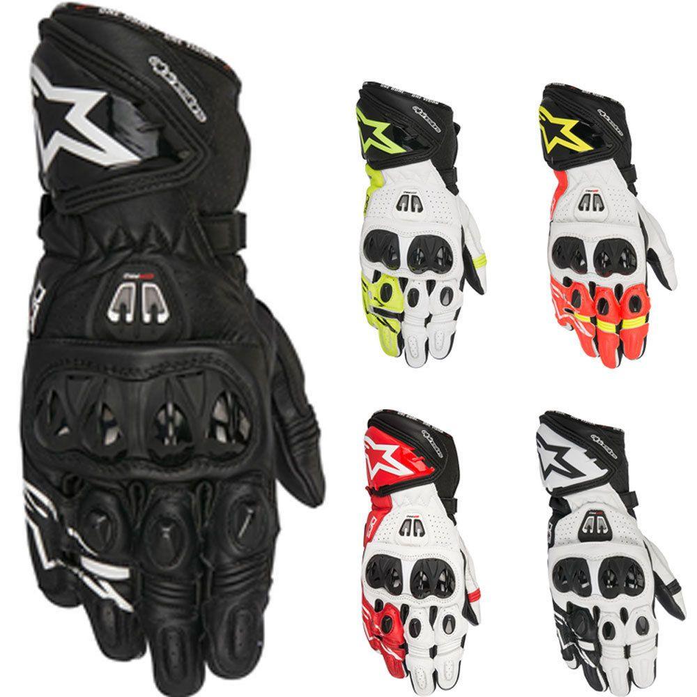 Motorcycle gloves external seams - Alpinestars Gp Pro R2 Leather Motorcycle Gloves