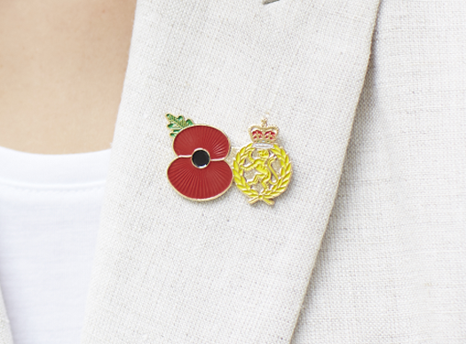 New Service Pins Poppy pins, Poppy shop, Royal british