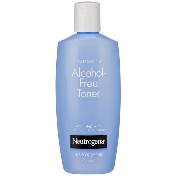 Neutrogena Alcohol-Free Toner-. Oz (¥605) ❤ liked on Polyvore featuring beauty products, skincare, face care, face toners, makeup, beauty, facial treatments, filler, skin care and neutrogena