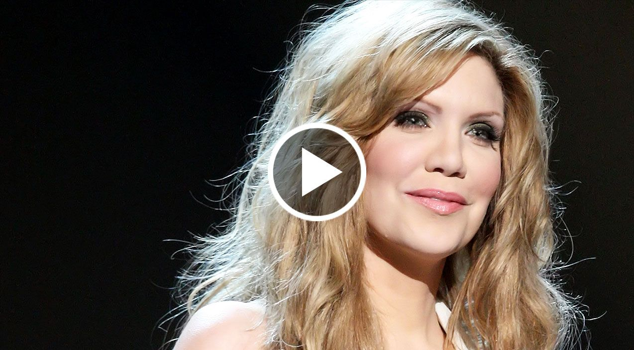 alison krauss' devastating new song will recall your hardest