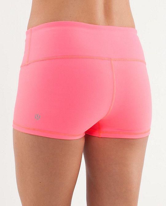 Lululemon Boogie Short. Great Workout And Zumba Shorts