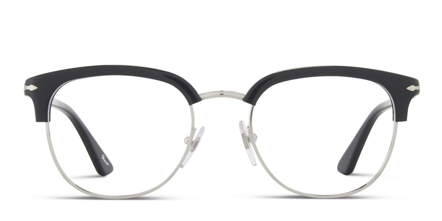 The Persol 3105vm Is A Round Frame With A Cool Retro Twist