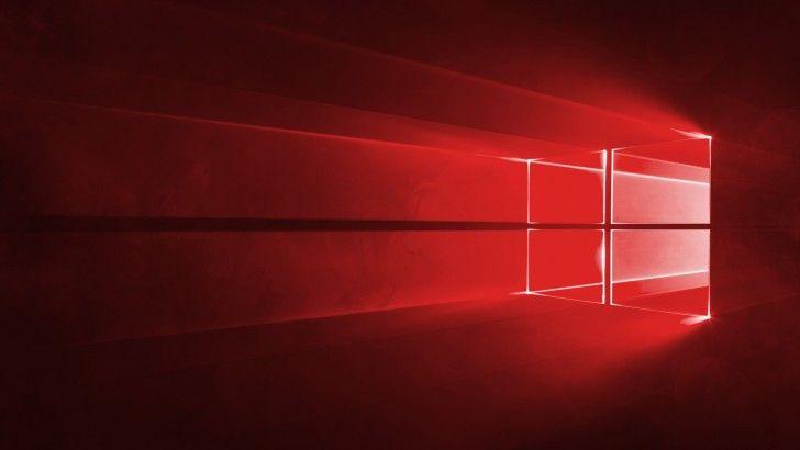 Download Windows 10 Wallpaper Logo Hd Red Theme 1920x1200 Fondos De Escritorio Windows Pantalla De Pc Fondo Windows
