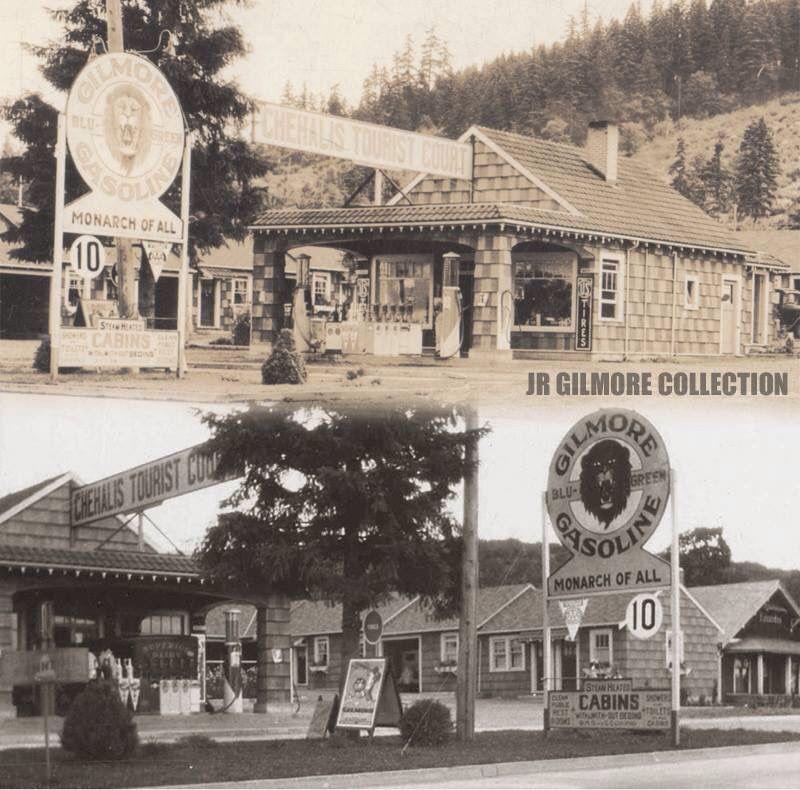 Gas Service, Service Station
