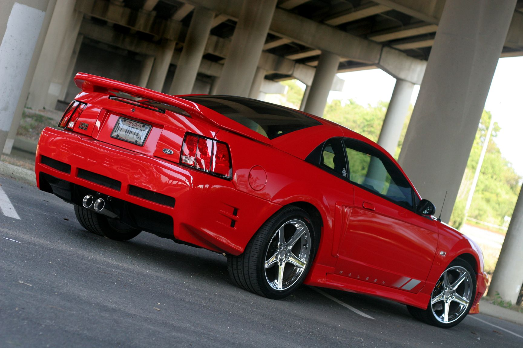 Torch Red 2004 Saleen S281 Sc 2004 Ford Mustang Saleen Mustang Ford Mustang Saleen