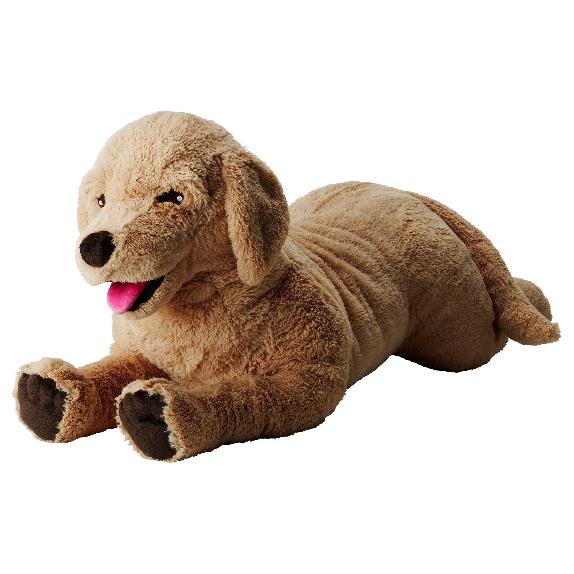 GOSIG GOLDEN Pluchen speelgoed - 70 cm - IKEA