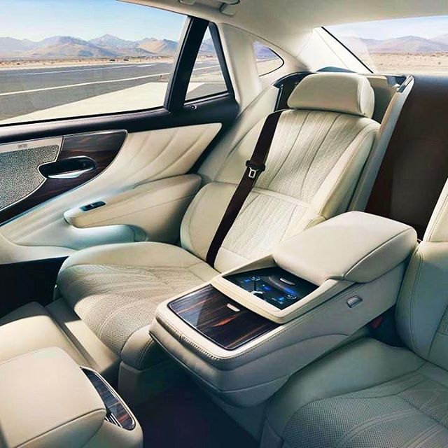 lexus lc backseat. the back seat of 2018 ls has us in awe. pure luxury! #newportlexus #newportbeach #orangecounty #california #newport #lexus #lexusboys #lexusgirls lexus lc backseat