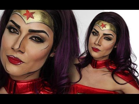 Wonder Woman Kostüm Selber Machen Kostüme Pinterest