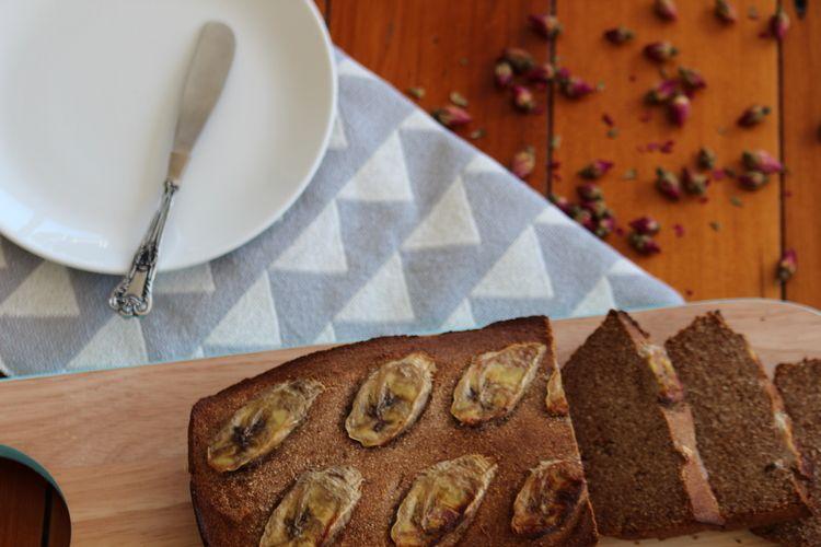 recovering raw gluten free banana bread recipe