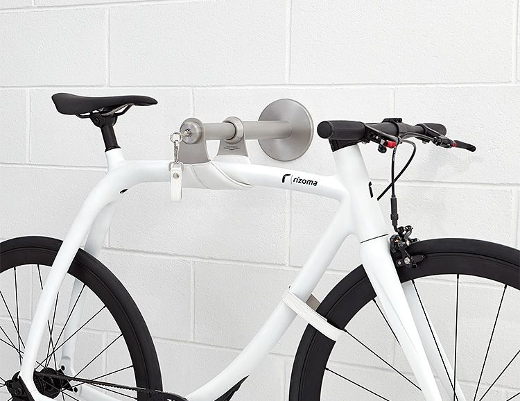 Bike Safe S Gives Your Bike A Secure Place To Hang Bike Wall