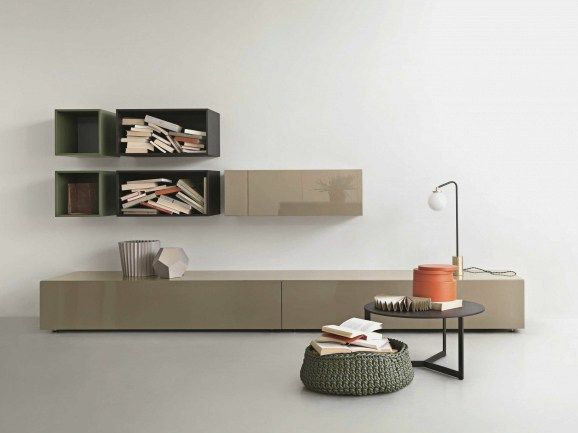 Lema Mobili T030.Sectional Storage Wall T030 By Lema Design Piero Lissoni