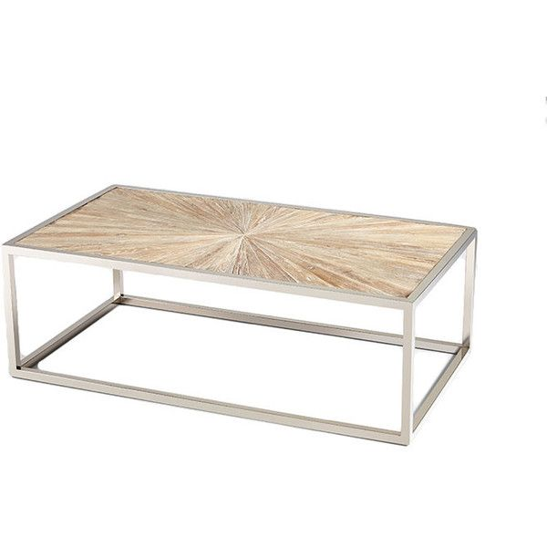 Aspen Coffee Table Design By Cyan Design 1 998 Liked On